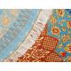 Medallion Design Silk Qum Rug - RQ5014