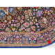 Medallion Design Silk Qum Rug - RQ5021