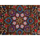 Medallion Design Silk Qum Rug - RQ5022