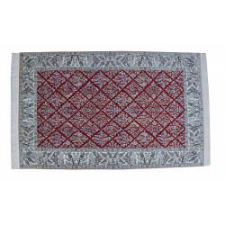 Gabi Gabi Pattern | Wool Nain Rug  | RN6005
