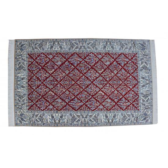 Gabi Gabi Pattern   Wool Nain Rug    RN6005
