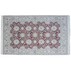 Ghabi Ghabi Pattern | Wool Nain Rug  | RN6009