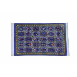 Kheshti Design Pattern | Silk Qom Rug  | RQ6008