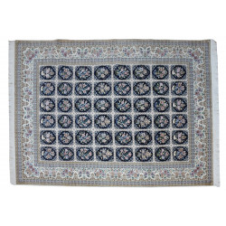 Kheshti Pattern | Wool Nain Rug  | RN6010