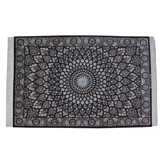 Gombadi Design Pattern   Wool Isfahan Rug    RI6009