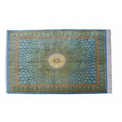 Gonbadi Design Pattern | Silk Qom Rug  | RQ6041