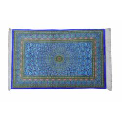 Gonbadi Design Pattern | Silk Qom Rug  | RQ6044