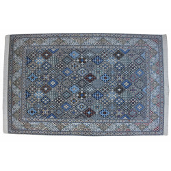 Josheghan Pattern | Wool Nain Rug  | RN6008
