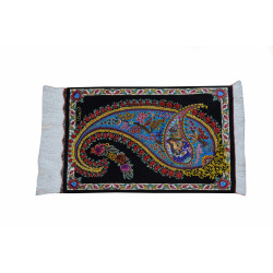 Botteh Design Pattern | Silk Qom Rug  | RQ6034