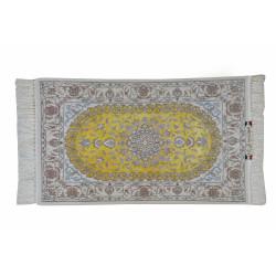Medalion Design Pattern | Wool Isfahan Rug  | RI6008