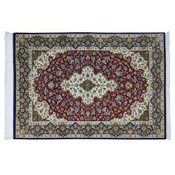 Medalion Design Pattern | Wool Isfahan Rug  | RI6001
