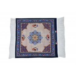Medalion Design Pattern | Wool Isfahan Rug  | RI6005