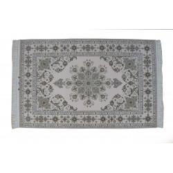 Medalion Design Pattern | Wool Isfahan Rug  | RI6006