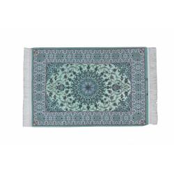 Medalion Design Pattern | Wool Isfahan Rug  | RI6007