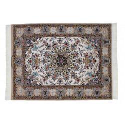 Medalion Design Pattern | Wool Isfahan Rug  | RI6011