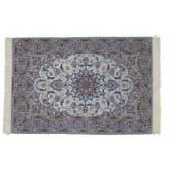 Medalion Design Pattern | Wool Isfahan Rug  | RI6012