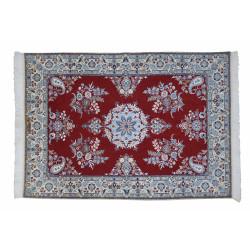Medalion Design Pattern | Wool Nain Rug  | RN6002