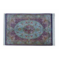 Medalion Design Pattern   Silk Qom Rug    RQ6031