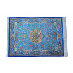 Medalion Design Pattern   Silk Qom Rug    RQ6037