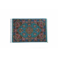 Medalion Design Pattern   Silk Qom Rug    RQ6047