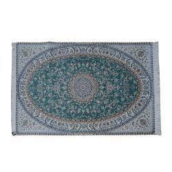 Medalion Pattern | Wool Nain Rug  | RN6012