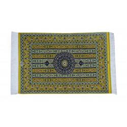Rah Rah Design Pattern   Silk Qom Rug    RQ6023