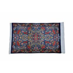 Rose Design Pattern   Silk Qom Rug    RQ6009