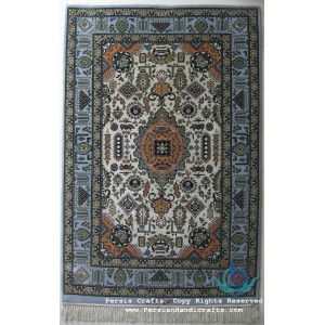 Geometric Design Isfahan Rug - RI4040
