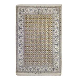 Moharamat Design Silk & Wool Isfahan Persian Rug  -  RI5013