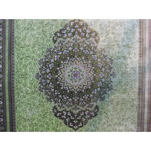 Medallion Design Silk Qum Rug - RQ4054